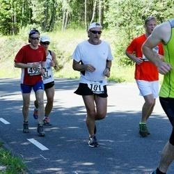 34. jooks ümber Pühajärve - Sven Rohlin (101), Kristjan Krull (496)