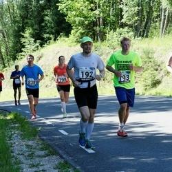 34. jooks ümber Pühajärve - Rain Raun (92), Indrek Mägi (192), Ove-Kristjan Kallas (793)