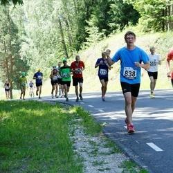34. jooks ümber Pühajärve - Liis Kalda (798), Rainer Tokko (838)