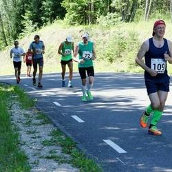 34. jooks ümber Pühajärve - Laur Saar (109)