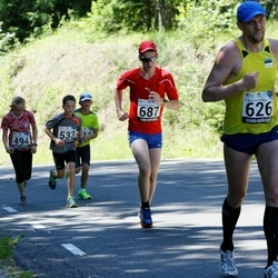 34. jooks ümber Pühajärve - Vladimir Stepanov (687)