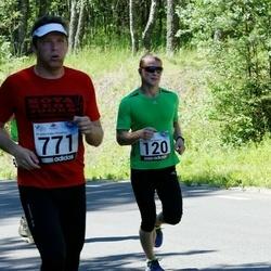 34. jooks ümber Pühajärve - Magnus Reimann (120)