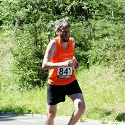 34. jooks ümber Pühajärve - Einar Kaigas (841)