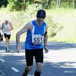 34. jooks ümber Pühajärve - Meelis Lill (551)