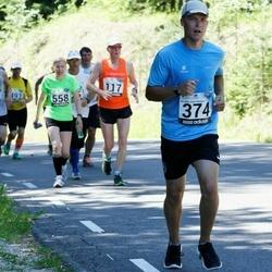 34. jooks ümber Pühajärve - Mardo Lundver (374)