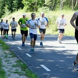 34. jooks ümber Pühajärve - Risto Eelmaa (351), Peep Nurm (594)