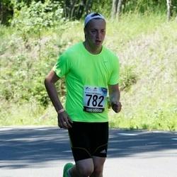 34. jooks ümber Pühajärve - Mats Karo (782)