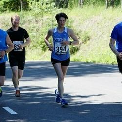 34. jooks ümber Pühajärve - Heiki Prants (129), Aili Sempelson (394), Aiko Aigro (407)