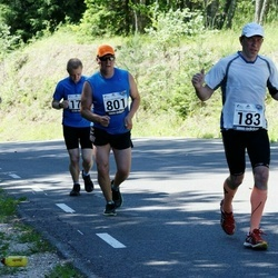 34. jooks ümber Pühajärve - Toomas Kristin (183)