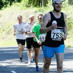 34. jooks ümber Pühajärve - Taavi Varb (753)