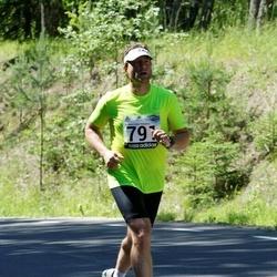 34. jooks ümber Pühajärve - Raul Uus (791)