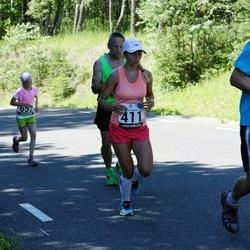 34. jooks ümber Pühajärve - Ann-Christine Allik (411)