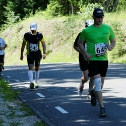 34. jooks ümber Pühajärve - Raul Reiska (645)
