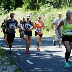 34. jooks ümber Pühajärve - Toni Kutsar (506), Maive Vill (766), Lagle Vetemäe (799)