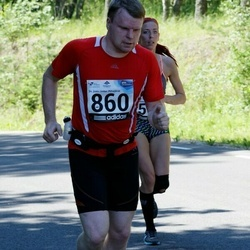 34. jooks ümber Pühajärve - Veiko Sepp (860)