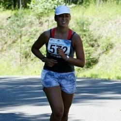 34. jooks ümber Pühajärve - Beatrice Metsaorg (572)