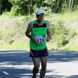 34. jooks ümber Pühajärve - Margo Engel (426)