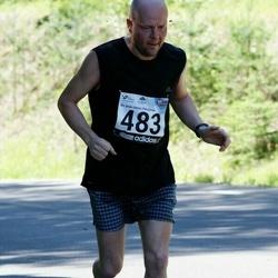 34. jooks ümber Pühajärve - Andrus Kivari (483)