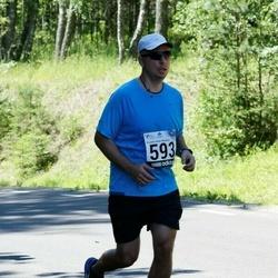 34. jooks ümber Pühajärve - Andrus Nummert (593)