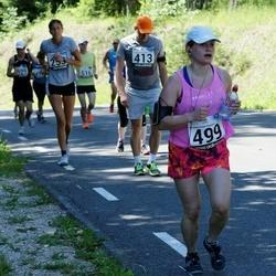 34. jooks ümber Pühajärve - Kaidi Kruusmaa (499)