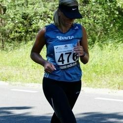 34. jooks ümber Pühajärve - Karin Kask (476)