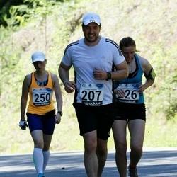 34. jooks ümber Pühajärve - Ants Kann (207)
