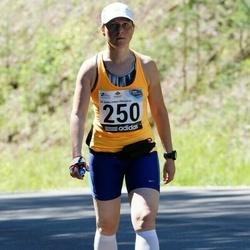 34. jooks ümber Pühajärve - Kadri Mumm (250)