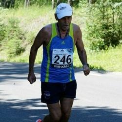 34. jooks ümber Pühajärve - Erik-Voldemar Üprus (246)