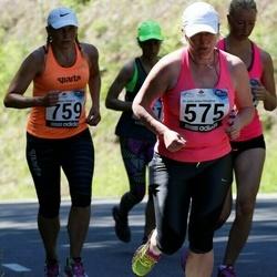 34. jooks ümber Pühajärve - Marju Mikli (575)