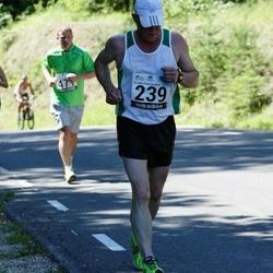 34. jooks ümber Pühajärve - Vello Voolaid (239)