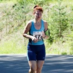 34. jooks ümber Pühajärve - Margit Keldo (478)