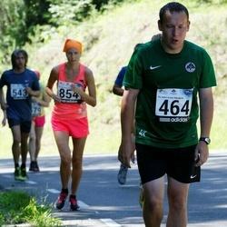 34. jooks ümber Pühajärve - Argo Kaldmäe (464)