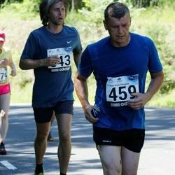 34. jooks ümber Pühajärve - Janis Kaijus (459)