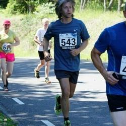 34. jooks ümber Pühajärve - Janek Lepik (543)