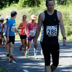 34. jooks ümber Pühajärve - Marko Gorban (286)