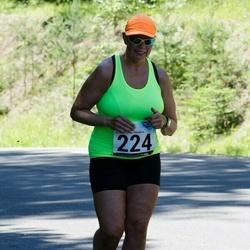 34. jooks ümber Pühajärve - Katre Vallner (224)
