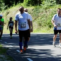 34. jooks ümber Pühajärve - Viktor Lõhmus (272), Ülo Luuka (561)