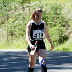 34. jooks ümber Pühajärve - Liisa Eesmaa (419)