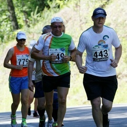 34. jooks ümber Pühajärve - Ivo Indriko (443)