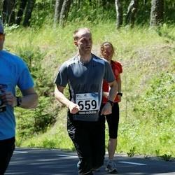 34. jooks ümber Pühajärve - Sander Ruul (659)