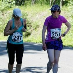 34. jooks ümber Pühajärve - Edith Zernask (257)