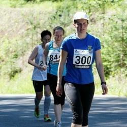 34. jooks ümber Pühajärve - Tiina Karu (300)