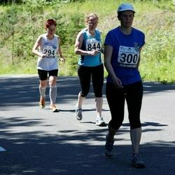34. jooks ümber Pühajärve - Jane Kares (844)