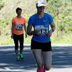 34. jooks ümber Pühajärve - Marie Reimann (313)