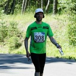 34. jooks ümber Pühajärve - Ivo Jaama (308)