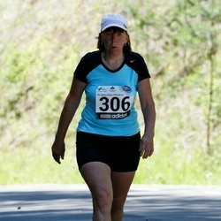 34. jooks ümber Pühajärve - Vilma Trummal (306)