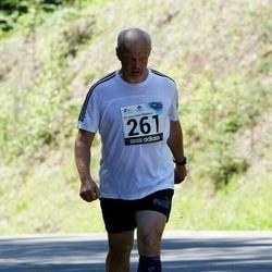 34. jooks ümber Pühajärve - Tiit Mauer (261)