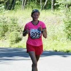 34. jooks ümber Pühajärve - Piret Kummel (309)