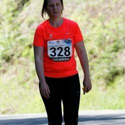34. jooks ümber Pühajärve - Mairi Sikka (328)