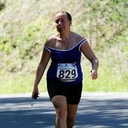 34. jooks ümber Pühajärve - Triin Vaagert (829)